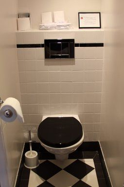 Déco WC : idées d\'aménagement pour les toilettes   Salle d\'eau ...