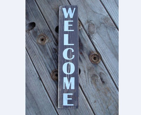 medium welcome wood sign decorating like fixer upper farmhouse wood sign gift for