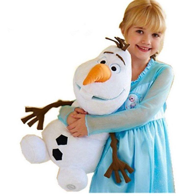 Einzelhandel 1 stücke Olaf Plüsch Kinder Baby Spielzeug 20 CM ...