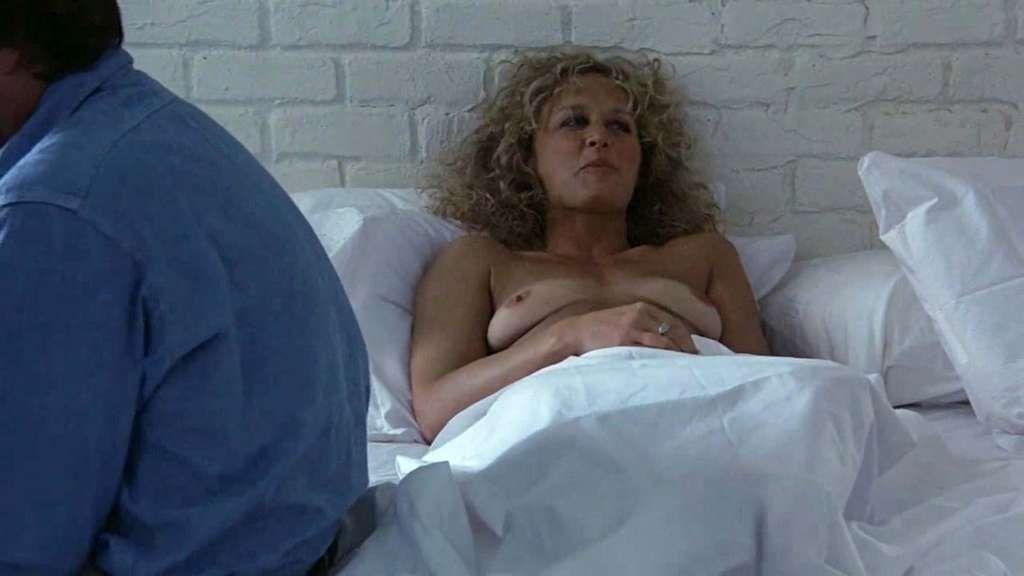 Glenn close breasts, butt scene in fatal