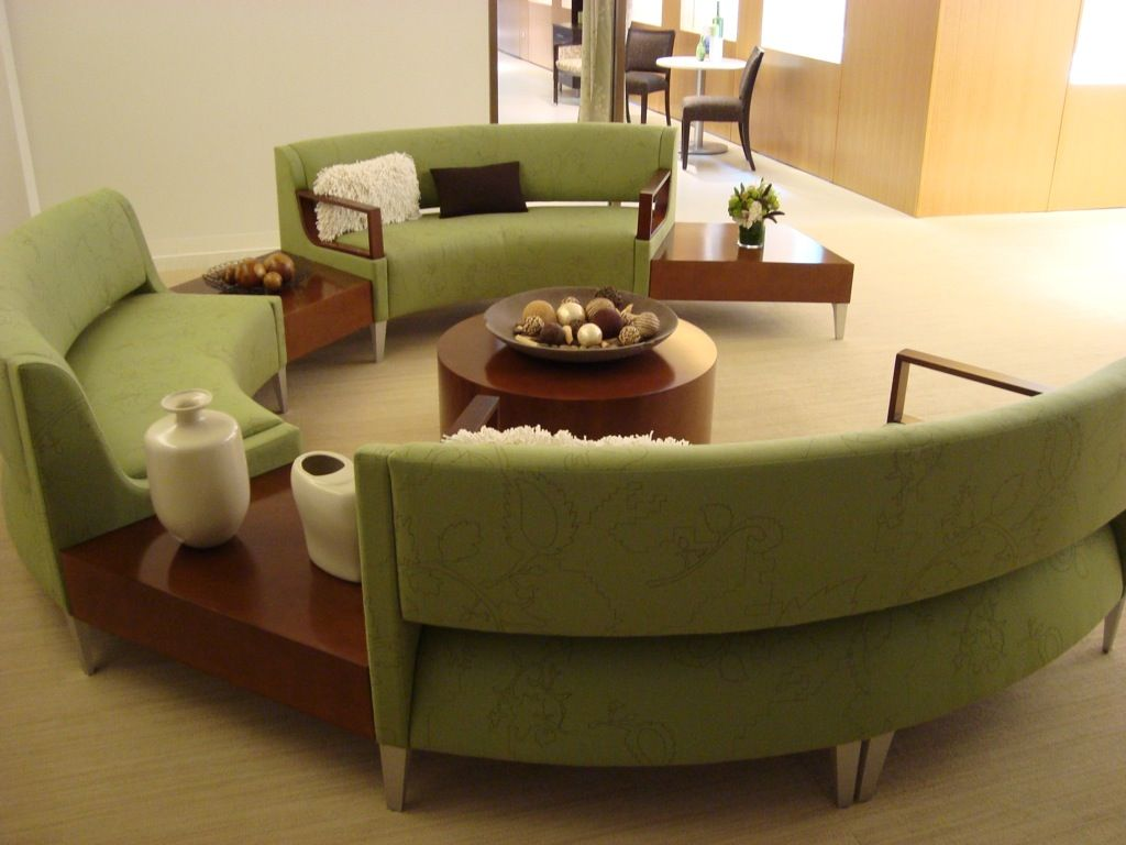 Interior Design For Guest Seating Waiting Room