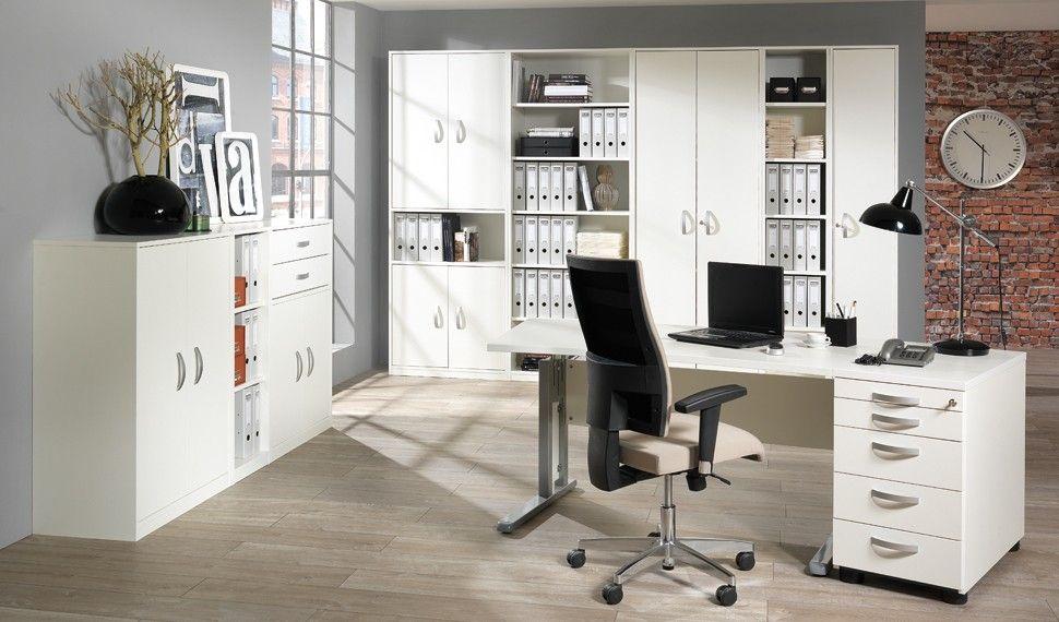 Wellemobel Jobexpress Schreibtisch Buro Arbeitszimmer Weiss Mobel Mit Www Moebelmit De Home Office Badezimmer Design Office
