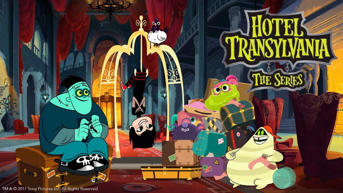 Hotel Transylvania The Series Enter The Nose Picker Hide And Shriek Hotel Transylvania Watch Hotel Transylvania Disney Movies