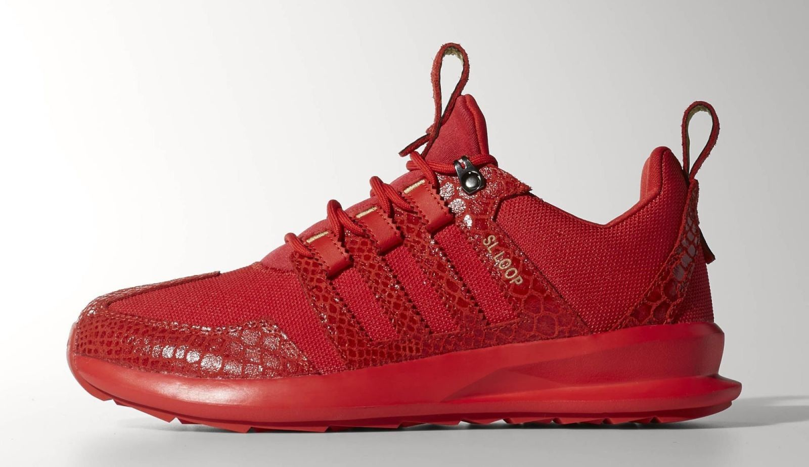 """Find out where you can get the adidas SL Loop Runner """"Red Reptile"""""""