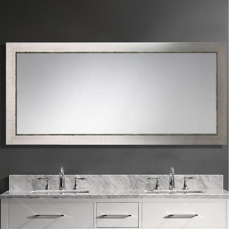 Bloomsbury Market Dostie Bathroom Vanity Mirror Reviews Wayfair Bathroom Vanity Mirror Contemporary Bathroom Vanity Custom Bathroom Vanity