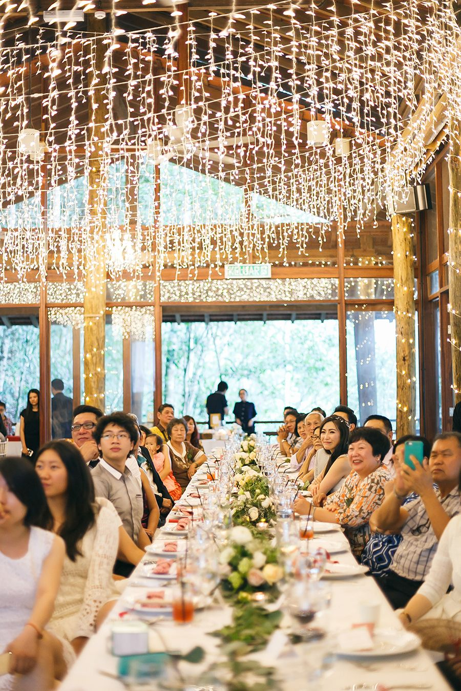 A Sky Full Of Stars Lee And Yuyu S Wedding At Enderong Resort In