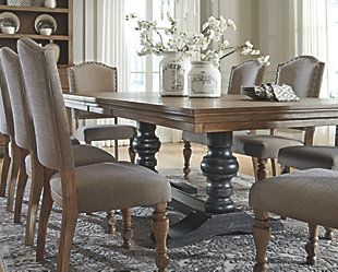 Tanshire Table And Base  Dining Room  Pinterest  Dream Rooms Classy Dining Room Sets Ashley Furniture Design Inspiration