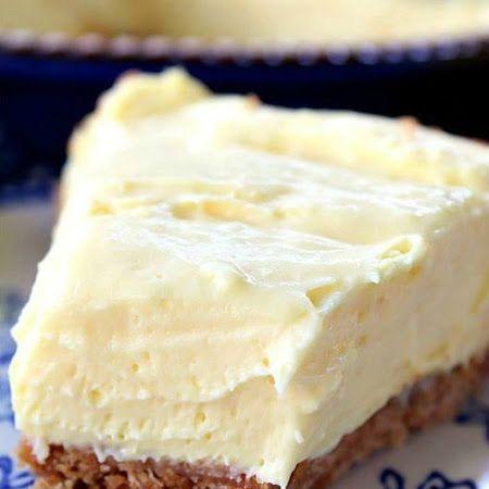 4 6 5 Recipe With Images Cream Cheese Lemonade Pie Lemon Dessert Recipes Desserts