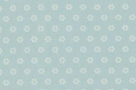 Laura Ashley Rattan Furniture - Fabrics - Amie Duck Egg | Papeles ...