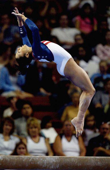 Tasha Schwikert - U.S. Gymnastics Olympic Team Trials - 25th June 2004