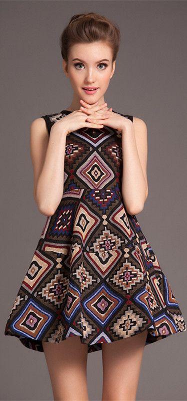 Fall dress short sleeve dress B124  fc12e0b3334f
