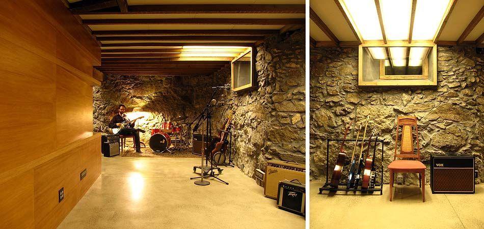 Basement-Recording-Studio