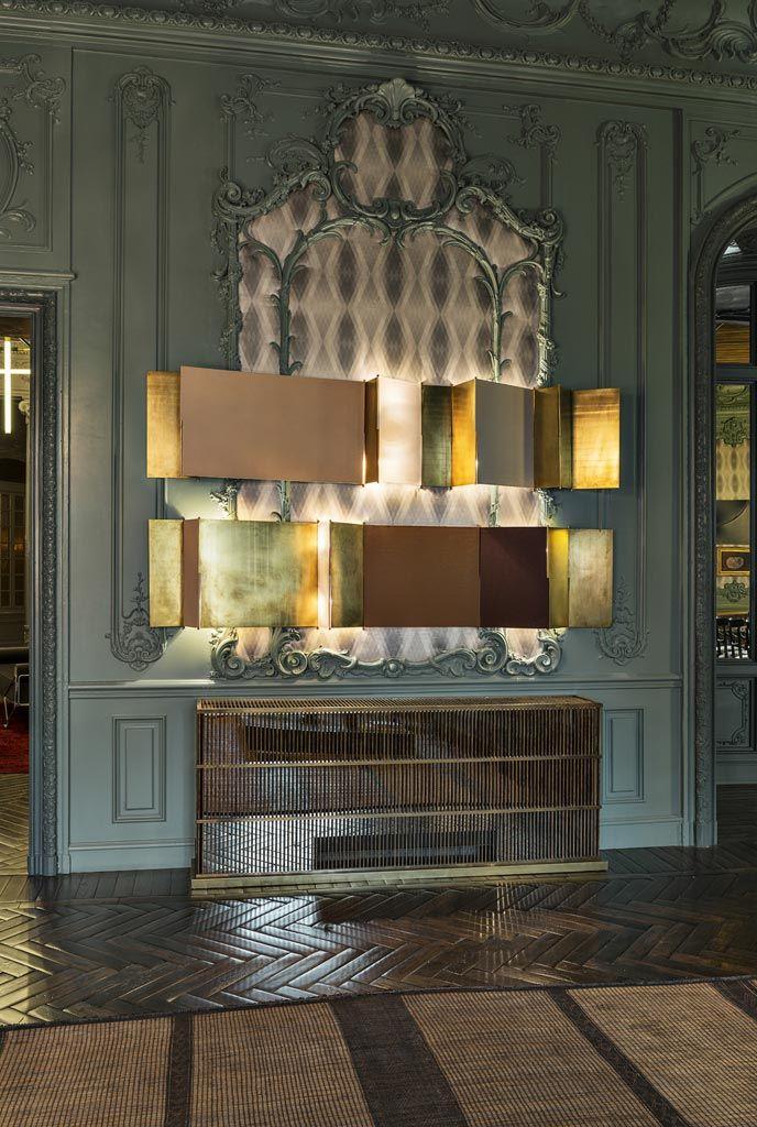 Palazzo Privé Fendi - The Moodboarders Fendi Private Suites - interieur design studio luis bustamente