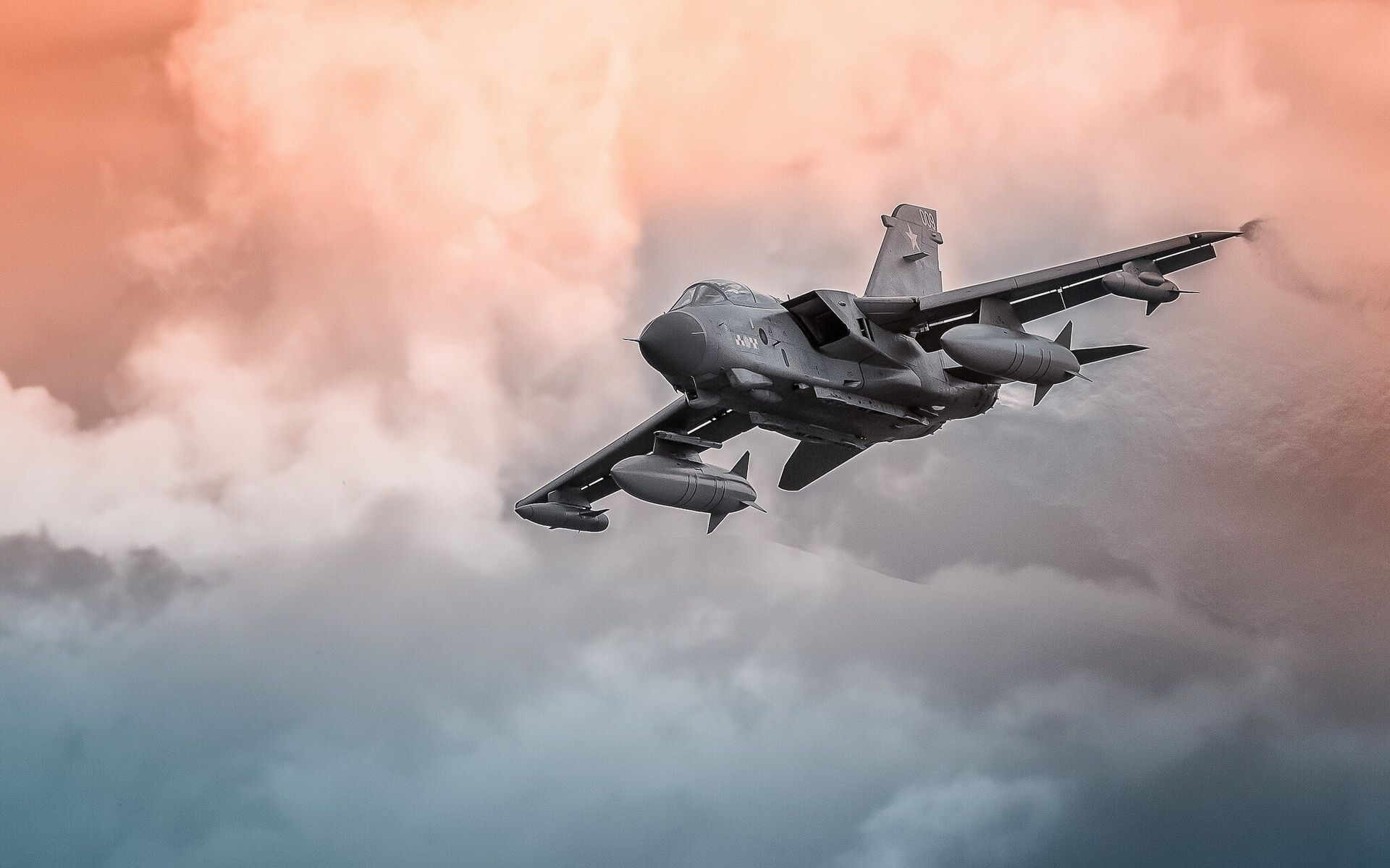 Panavia Tornado Fighter