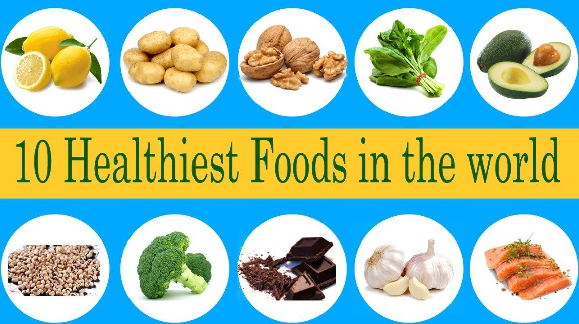 The Top 10 Healthiest Foods On Earth And How To Eat Them In 2020 Top 10 Healthy Foods 10 Healthy Foods Good Healthy Recipes