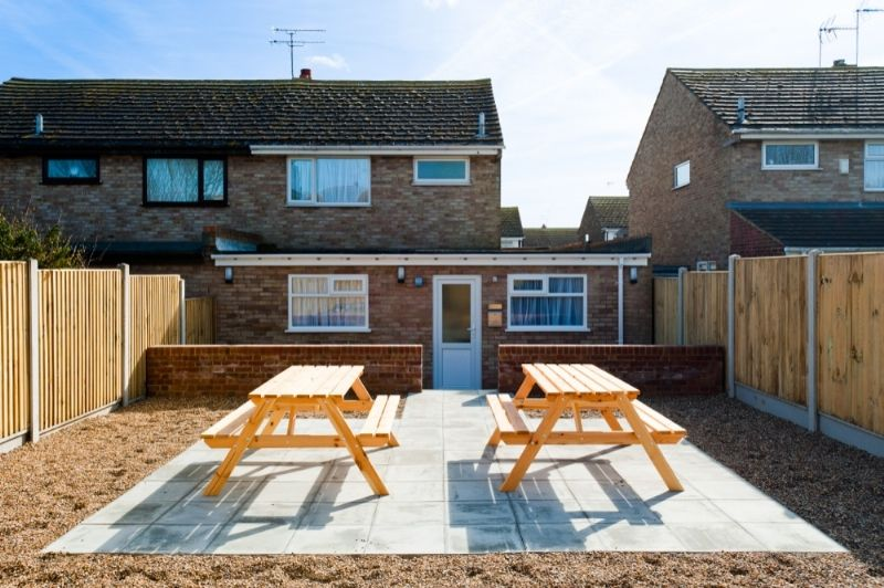 6 beds, 2 double, 4 single, self catering in Broadstairs. Hawthorns 1 in Broadstairs