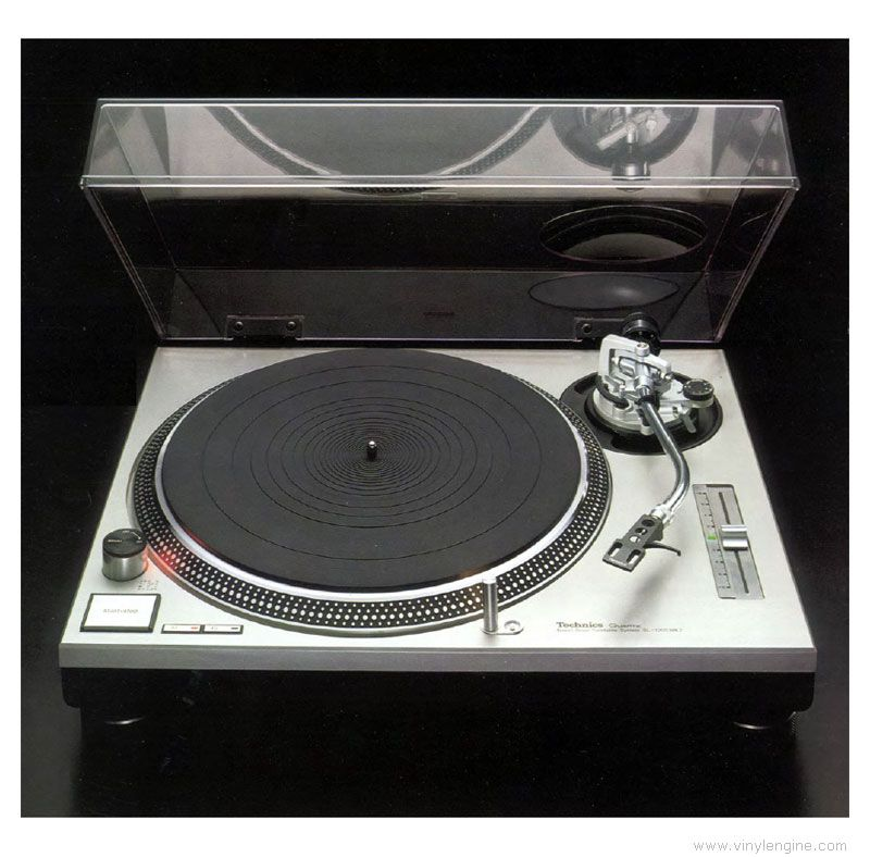 Technics Sl 1200 Mkii Technics Turntables Turntable