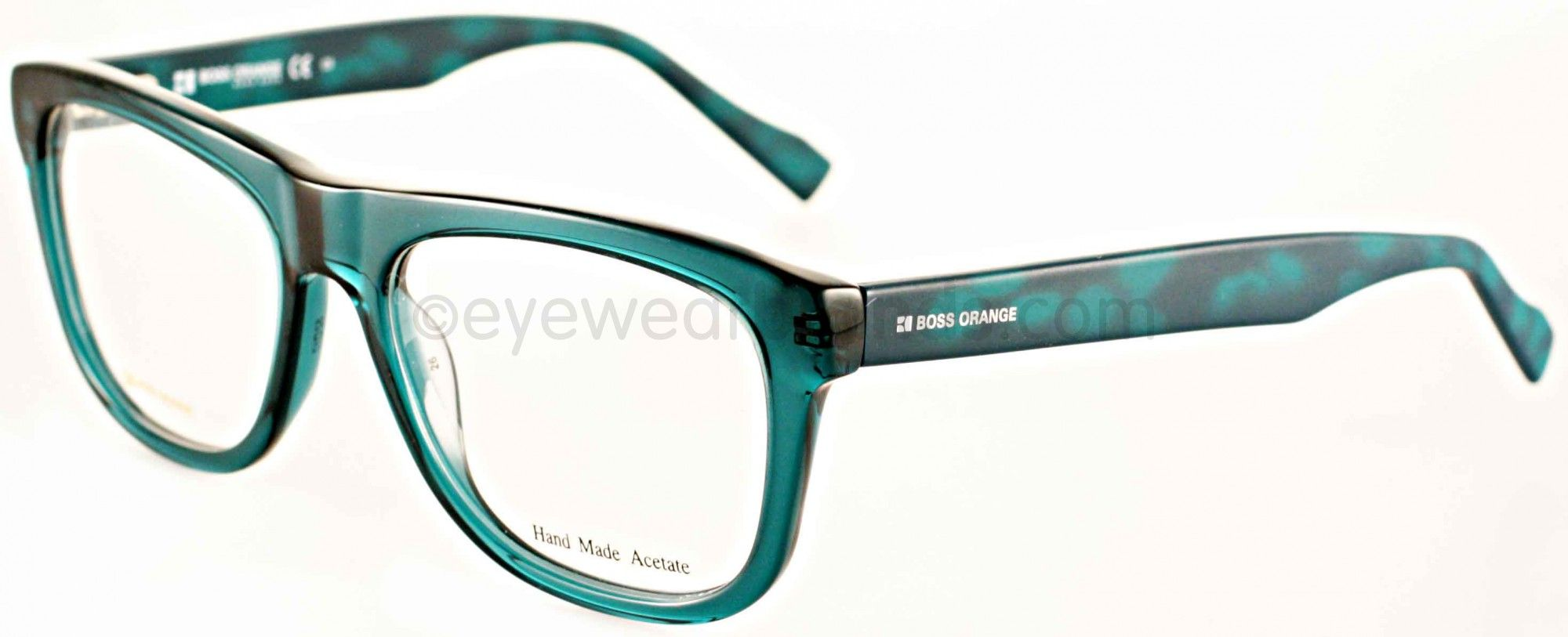 BO 0056 Glasses by BOSS Orange | Specsavers UK | Four eyes | Pinterest