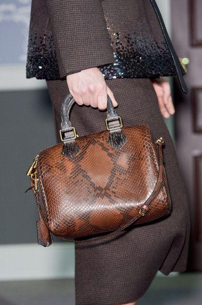 Louis Vuitton at Paris Fall 2013 (Details)
