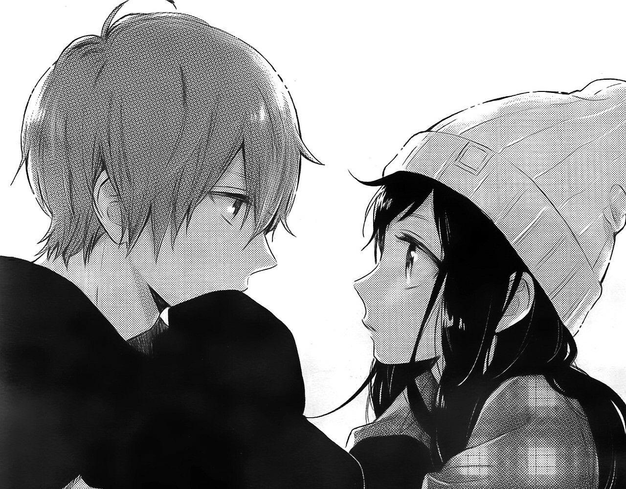 The Best Couple Anime Manga Por Do Sol