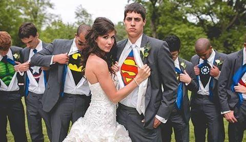 Von Star Wars Bis Harry Potter Die Nerdigsten Hochzeiten Aller Zeiten Marvel Hochzeit Film Hochzeit Superheld Hochzeit