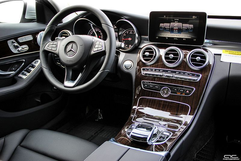 2015 Mercedes Benz C300 Interior With Images Mercedes Benz