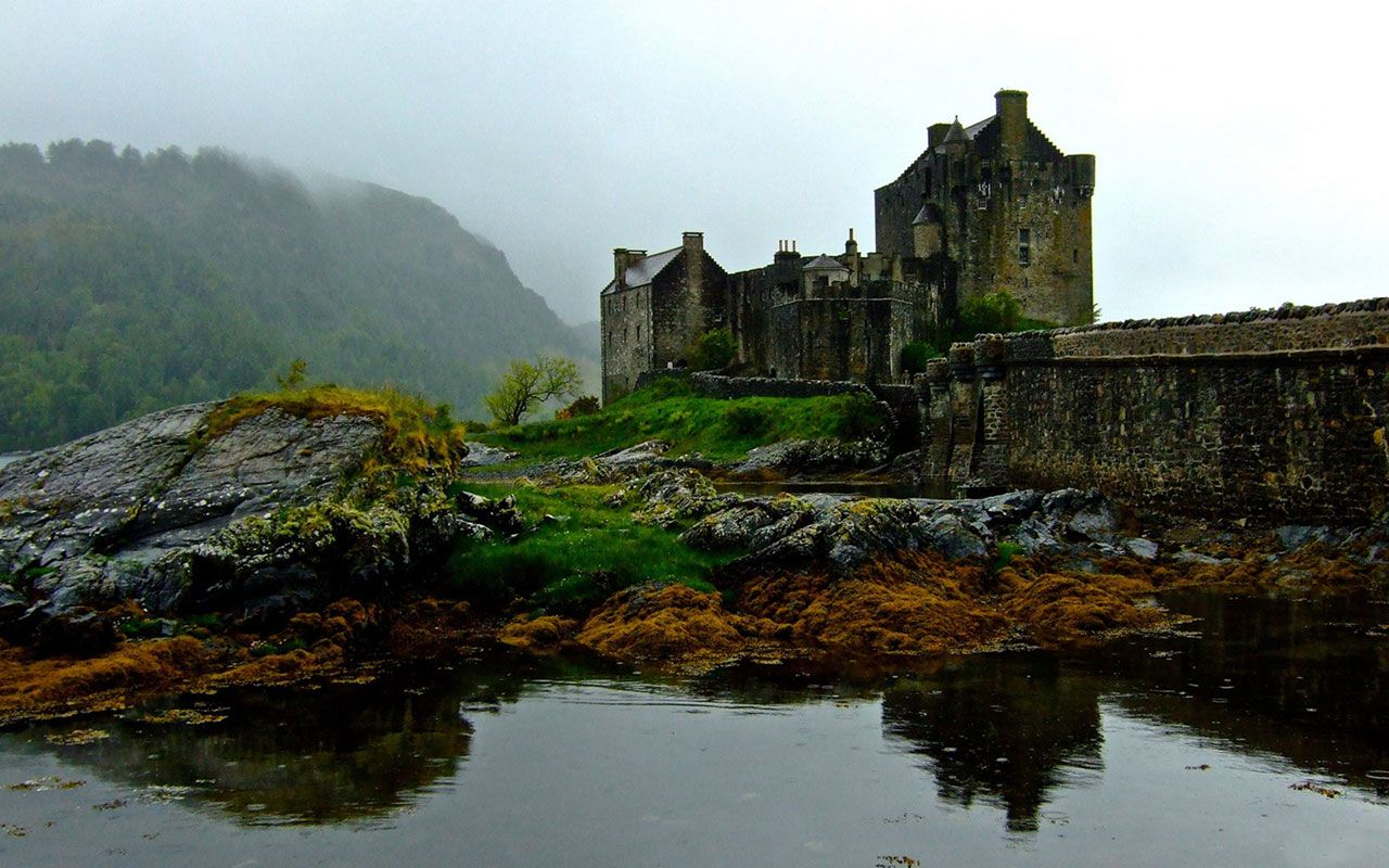 Scotland Hd Wallpaper Background Images Scotland Wallpaper Scenery Wallpaper Scottish Castles