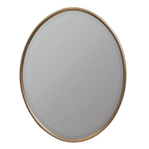 Cooper Classics Tiffanee Gold Oval Mirror In 2019 Kari K