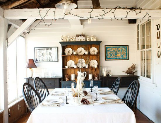 Latest From Houzz Eclectic Dining RoomsFarmhouse