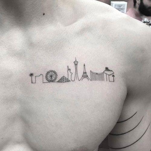 101 Best Chest Tattoos For Men Cool Ideas Designs 2020 Guide Chest Tattoo Men Cool Chest Tattoos Small Chest Tattoos
