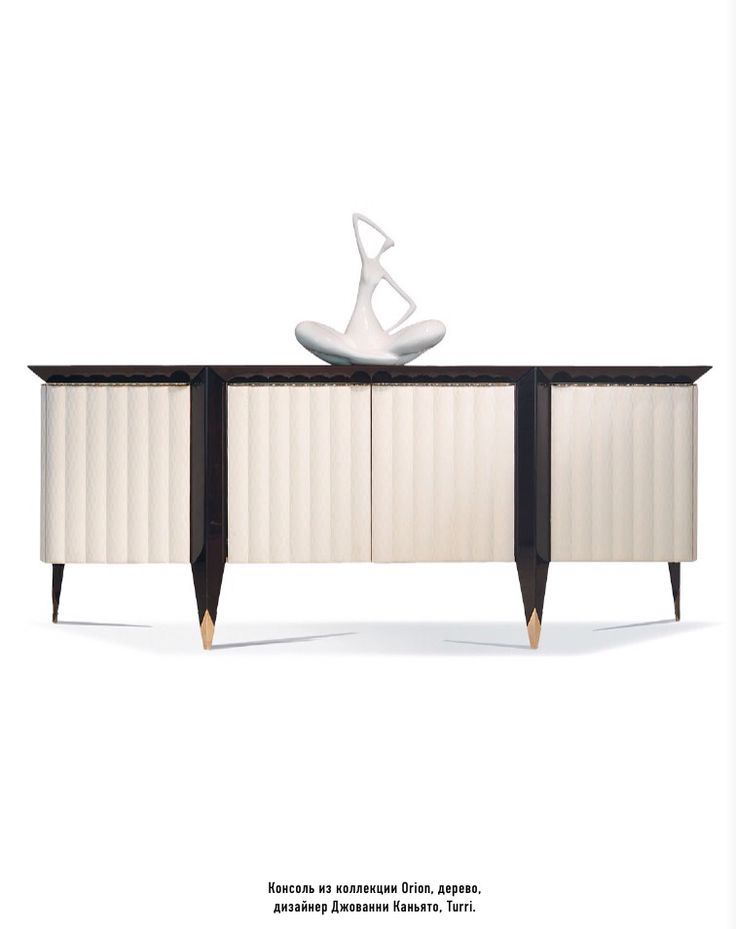 White And Black Sideboard Design For A Lxury Decor Www Bocadolobo