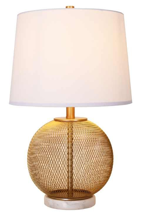 Cupcakes Cashmere Mesh Marble Table Lamp Marble Table Lamp Table Lamp Lamp