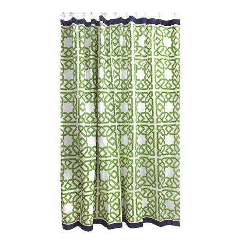 Jonathan Adler Parish Shower Curtain Jonathan Adler Curtains