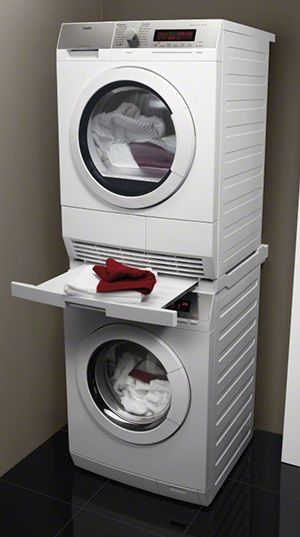 Washing Machine Stacking Kit Google Search Tiny House Laundry Washer Dryer Laundry Room Laundry Room Storage Shelves