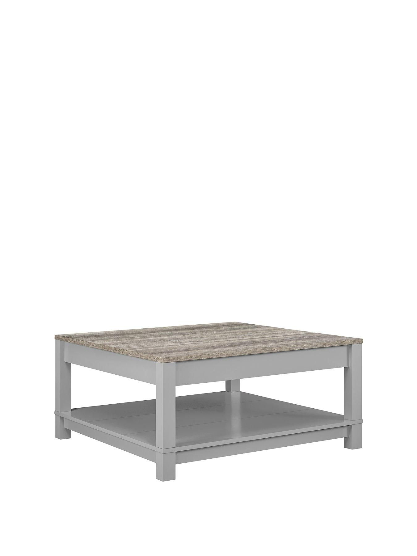 Carver Coffee Table Stylish Coffee Table Coffee Table Grey Modern Coffee Tables