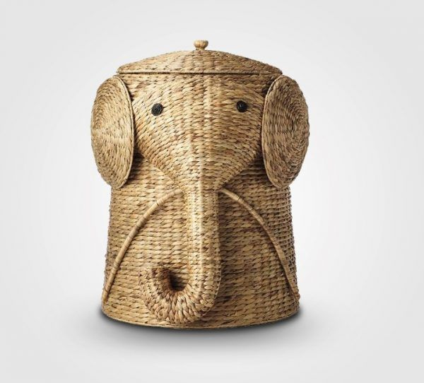 50 Unique Laundry Bags Baskets To Fit Any Theme Cane Baskets