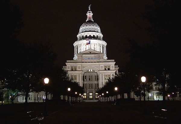 I think Texas has one of the prettiest capital buildings