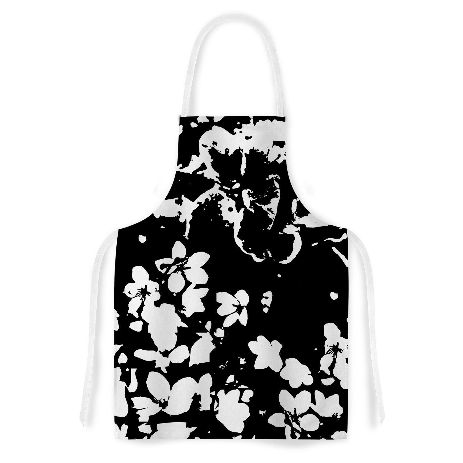 Helena Floral Artistic Apron