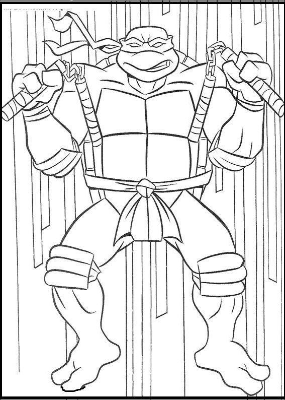 Pin Di Teenage Mutant Ninja Turtles
