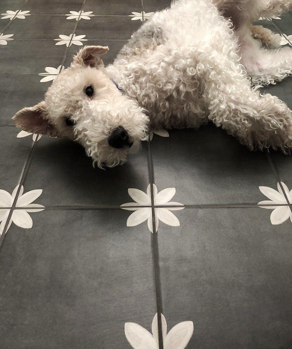DIY Heated Floor Tile Tutorial | Tile floor, Tiles, Flooring