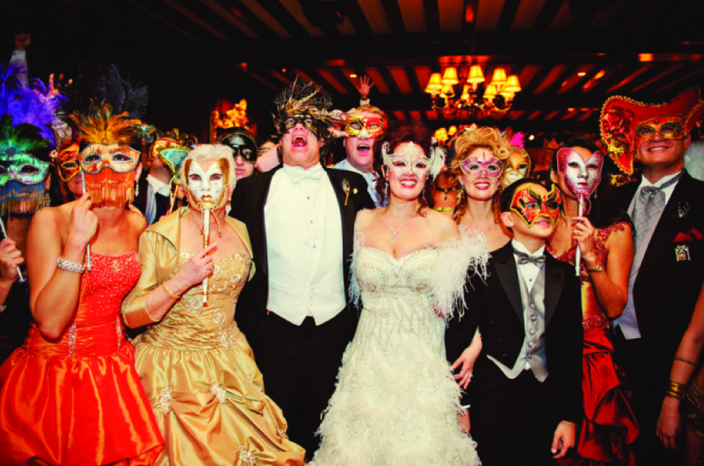 Halloween Masquerade Wedding Masquerade Wedding Halloween Wedding Wedding Entertainment