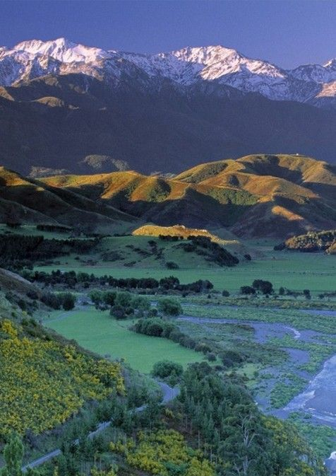 New Zealand.... Some Day