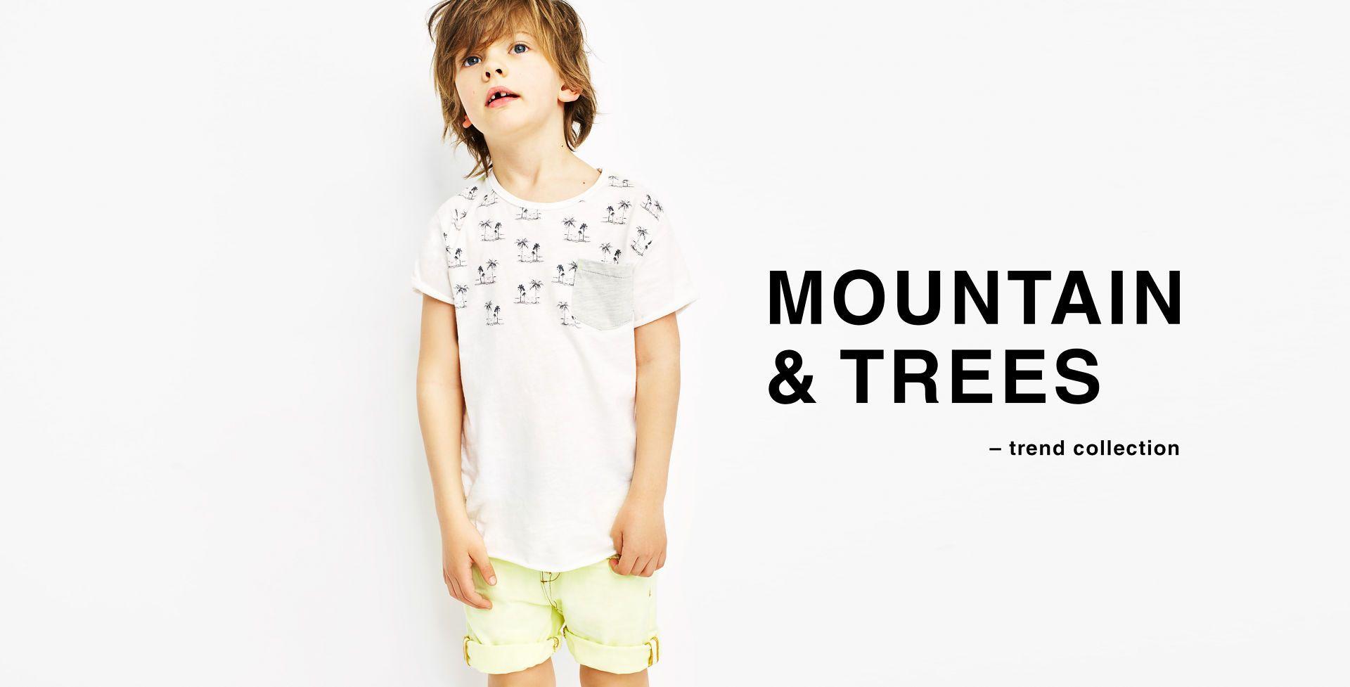Mountain HELLO SUMMER BOY | 4 14 Years KIDS | ZARA United