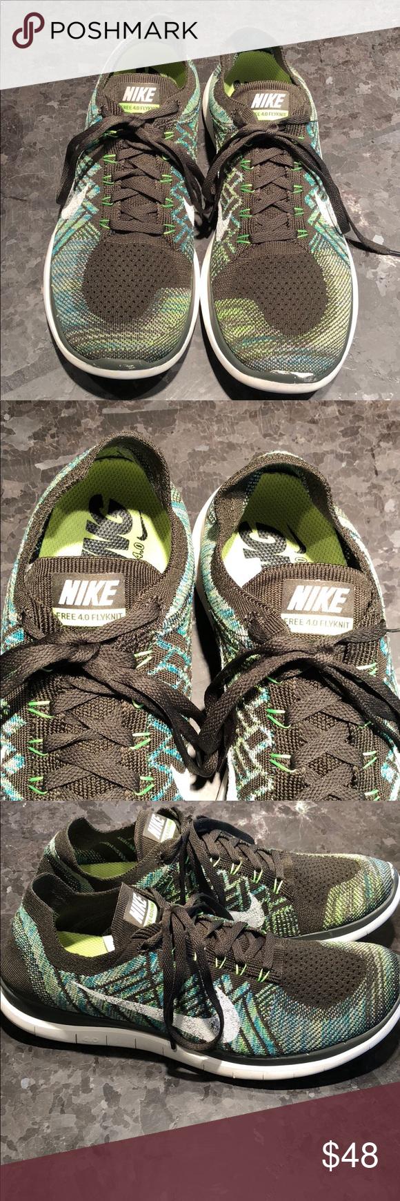 Nike Barefoot Ride Flyknit 4.0. Running