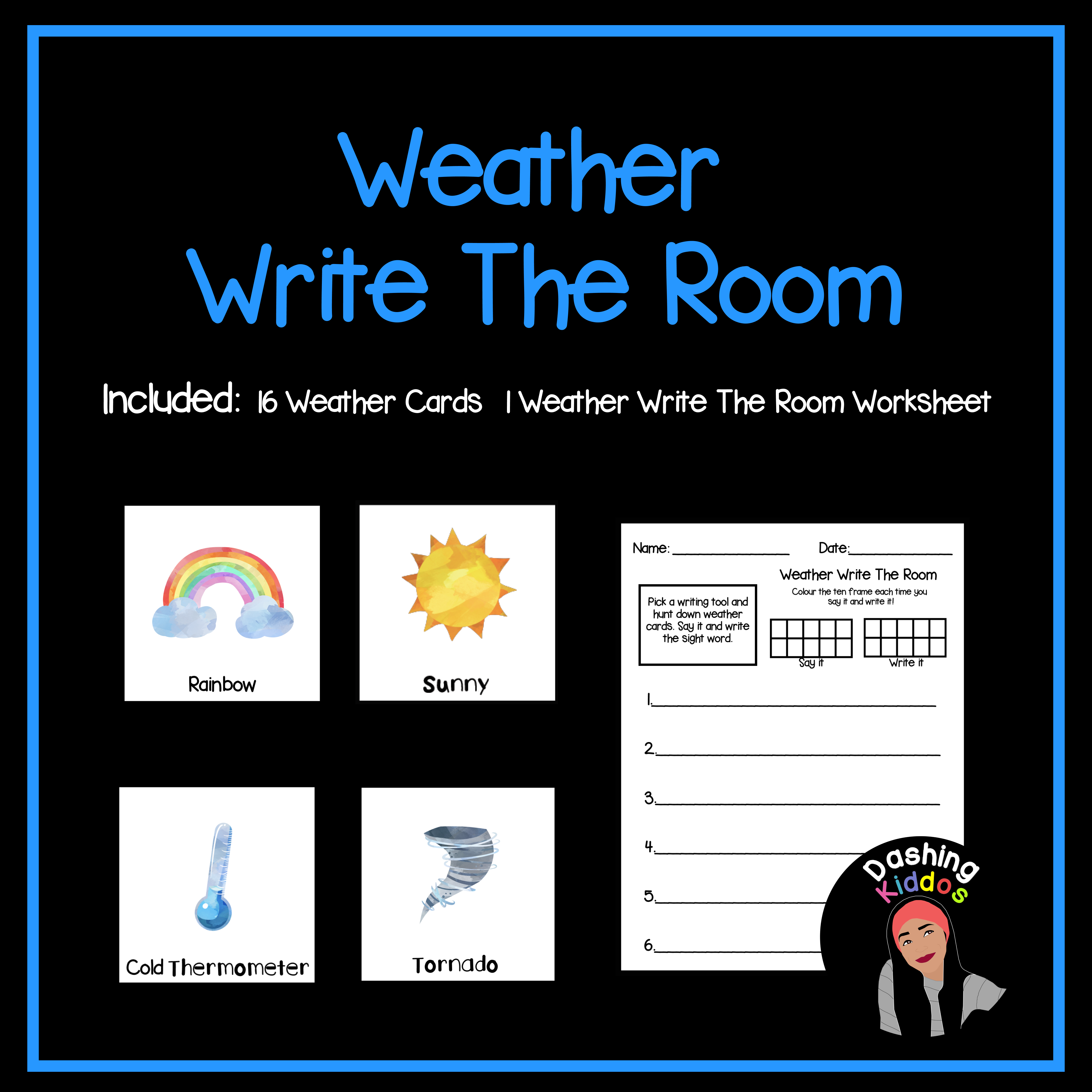 Weather Write The Room In