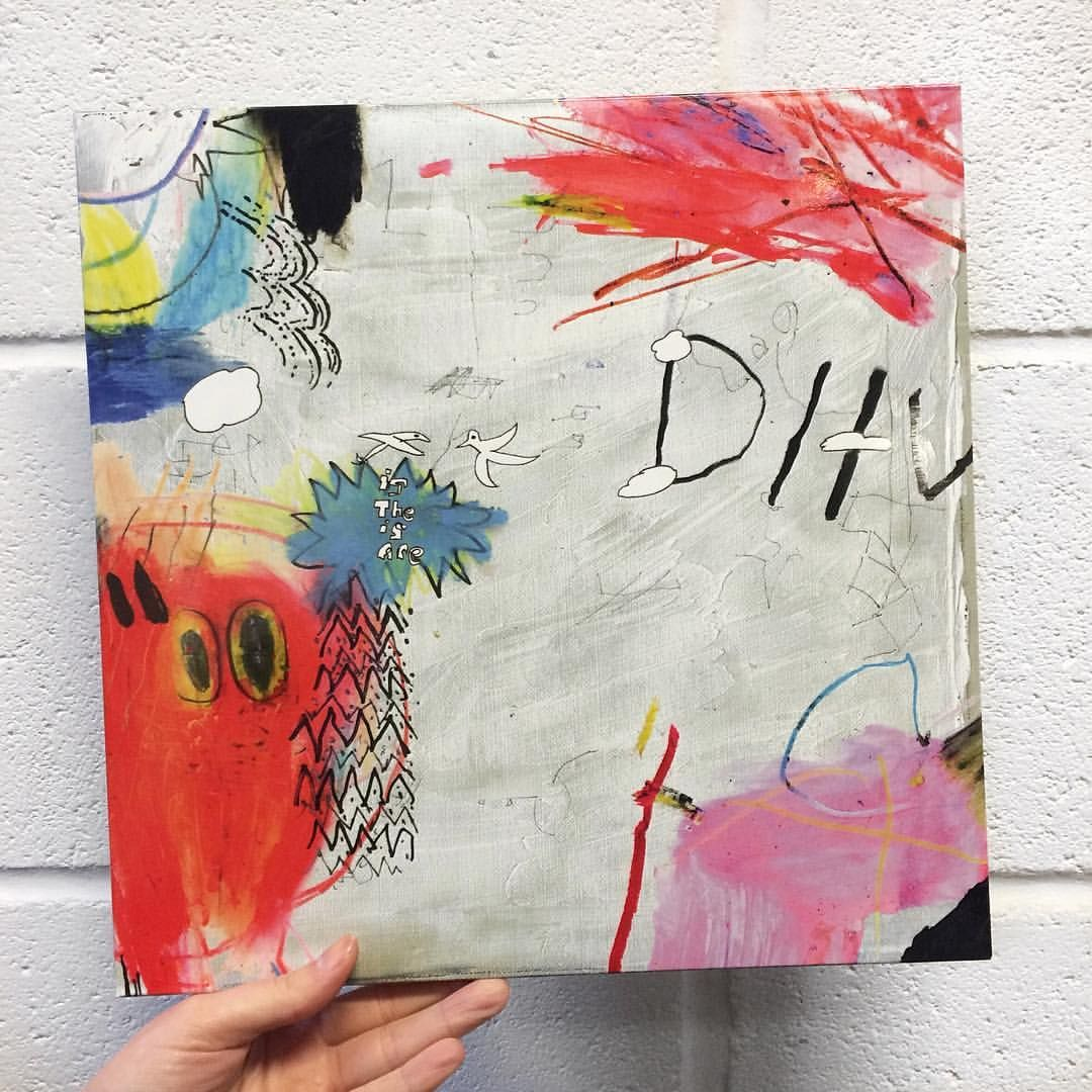 Sister Ray Ace On Instagram New Album From Diiv Lovealienzzz Is The Is Are Has Arrived On Vinyl Form An Orderly Queue P Instagram Posts Album Art Vinyl