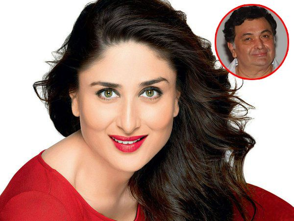 Actress Kareena Kapoor Khan Spoke About Uncle Rishi Kapoor S Slap Controversy Celebrities Actresses Kareena Kapoor