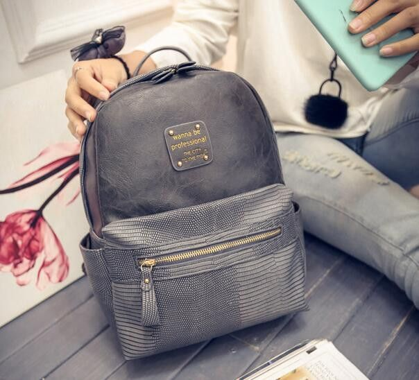 e5343e036284 Ladsoul New Women Backpack Casual Student Backpack Good Quality Ladies Backpacks  Women Travel Rucksack Travel Backpacks hl7792 g