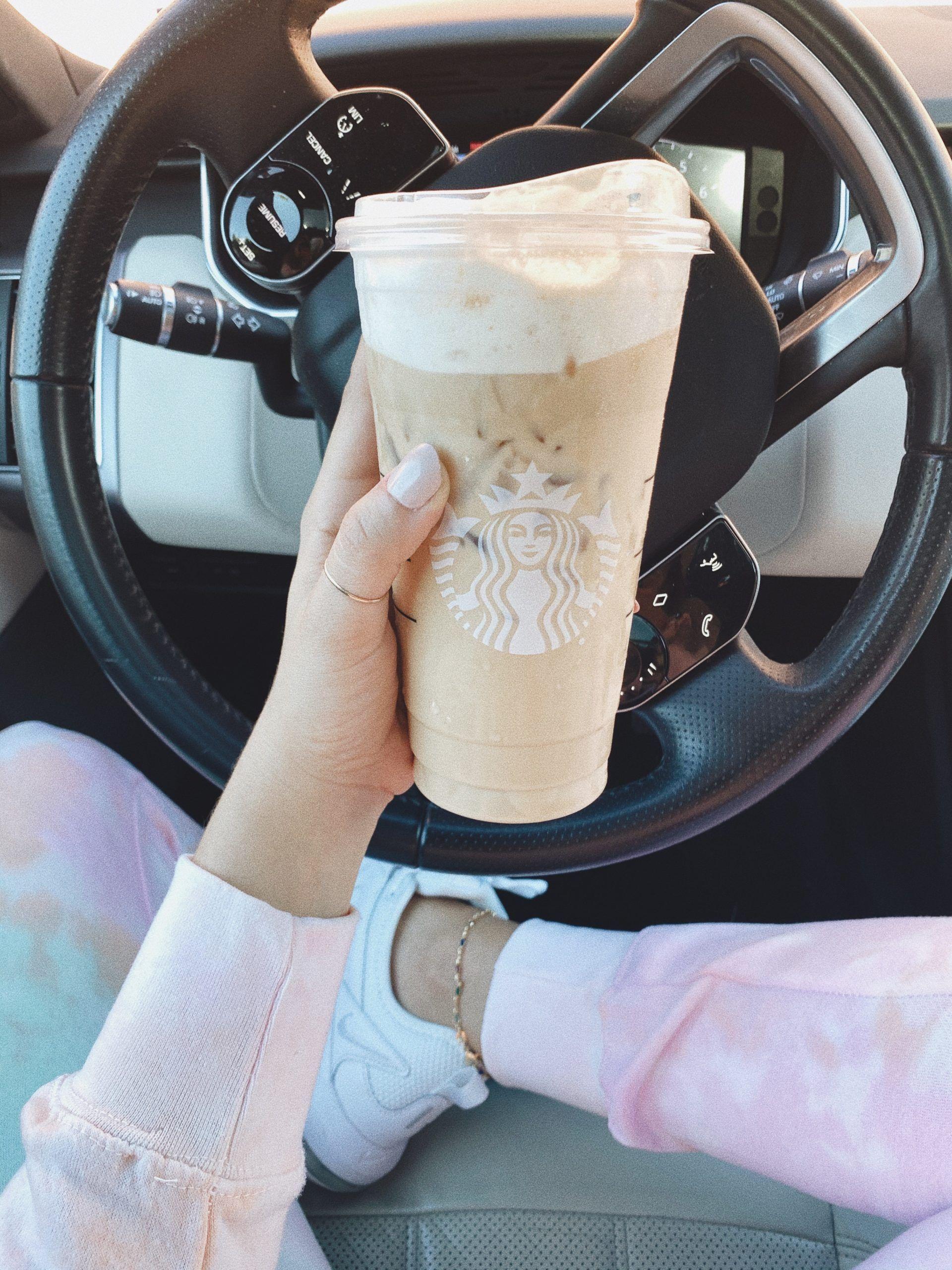what is in starbucks sweet cream cold foam