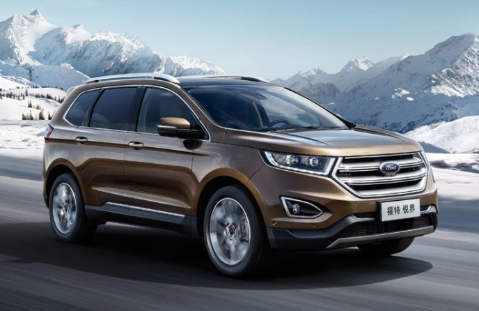 Ford Edge Colors Release Date Redesign Price The Model New  Ford Edge Is Out But Inning Accordance With Vibes There Are Only A Quantity Of